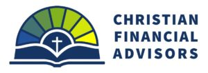 Christian Financial Advisors large blue square logo