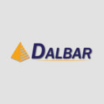 Dalbar logo with gold pyramid next to name