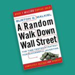 The book a random walk down wall street from author burton g. malkiel
