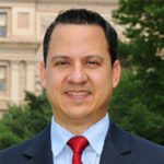 Jonathan Saenz of Texas Values