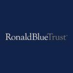 Ronald Blue Trust logo on dark background