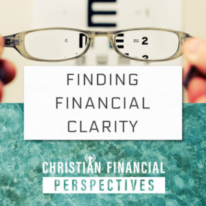 Finding Financial Clarity