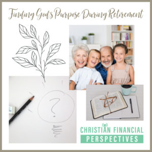 Finding God's Purpose During Retirement