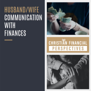 Husband Wife Communication with Finances