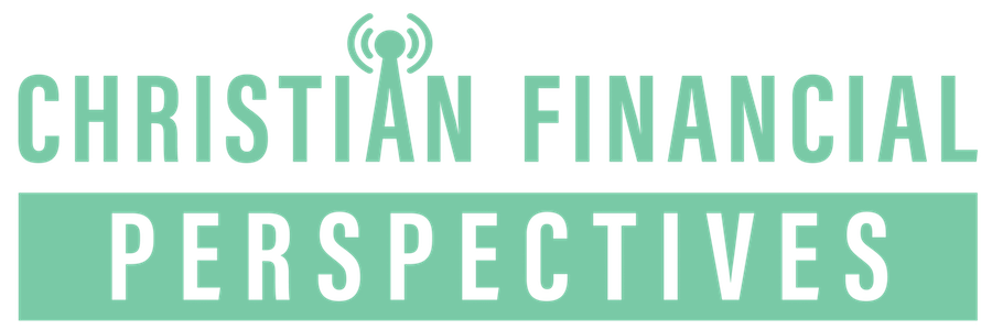 Christian Financial Perspectives Podcast Logo on transparent background
